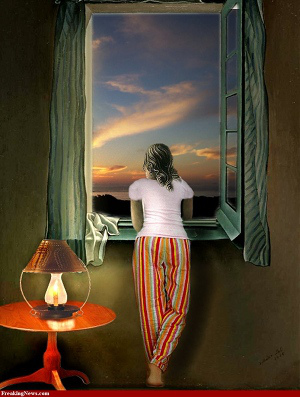 dali-s-girl-at-sunset-39617