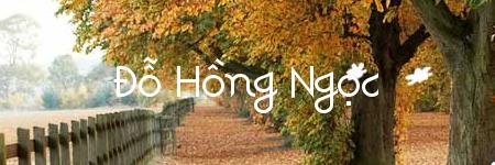 dohongngoc